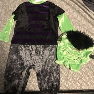 Frankenstein baby Halloween costume